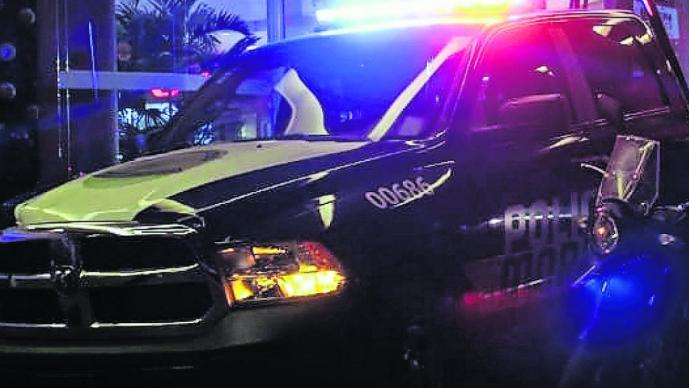 balean camioneta vehículo patrulla transportaban preso xochitepec morelos