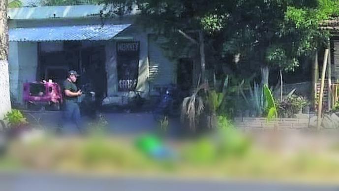 motosicarios matan peatón balazos mazatepec carretera alpuyeca
