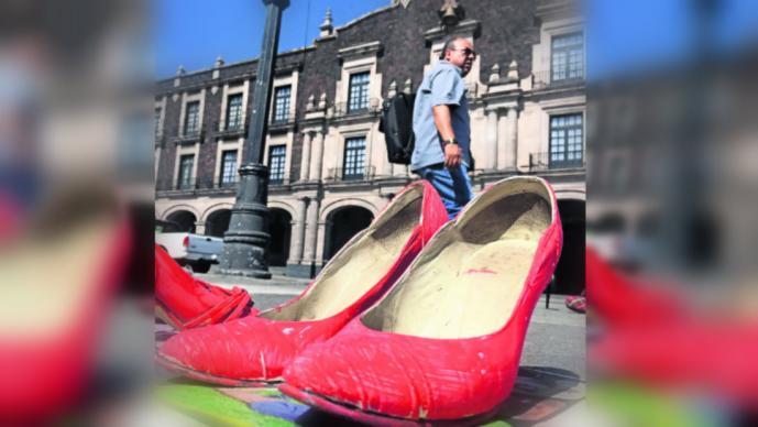 zapatos rojos toluca