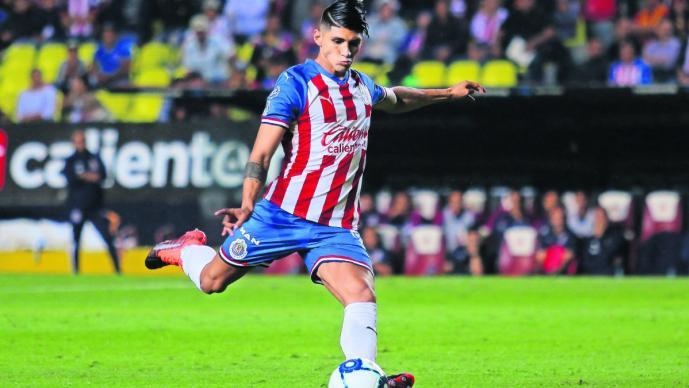 Exjugador América Alan Pulido título goleo