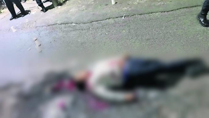 Javier ya no pude ver nacer a su bebé, motosicarios lo asesinan en calles de la CDMX