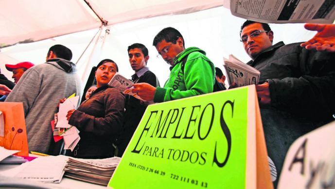 Repunta a 3.6 por ciento el desempleo en octubre Inegi