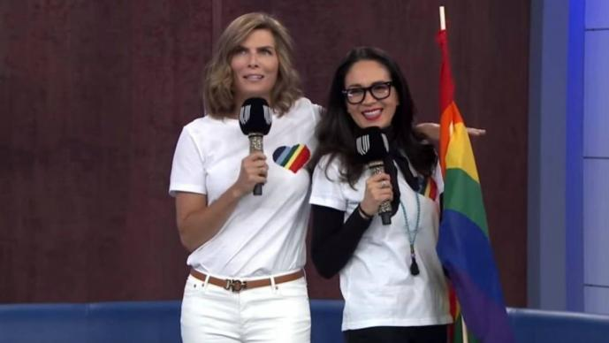 Yolanda Andrade reconoce ser la causante del divorcio de Montserrat Oliver