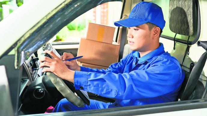 busca trabajo chofer repartidor paquetes paquetería empresas empleo consejos