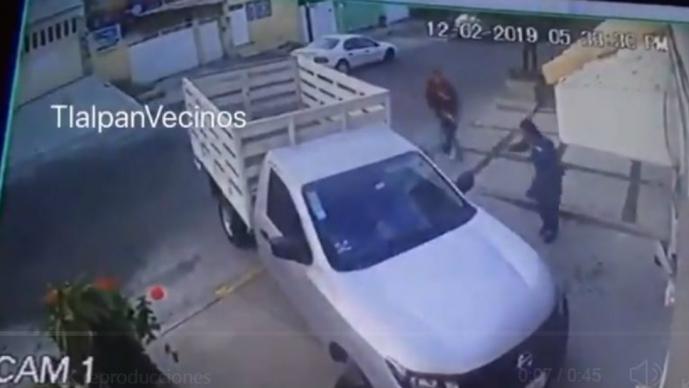asalto tlalpan encañonan