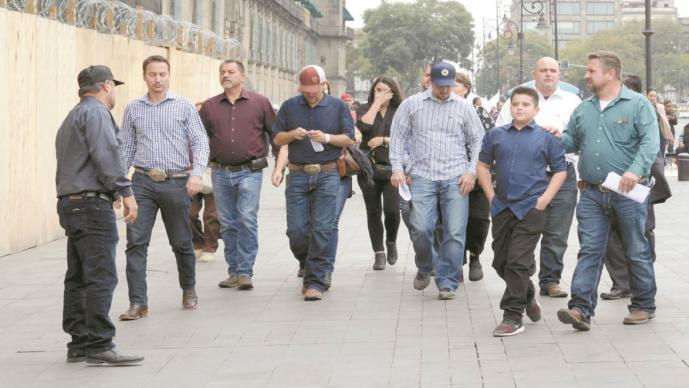 Familia LeBarón municipios de paz