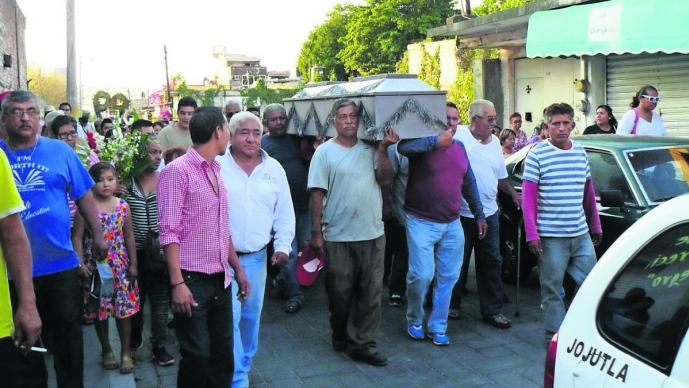 Dan último adiós a Tomás Preciado, taxista asesinado durante presunto asalto en Morelos
