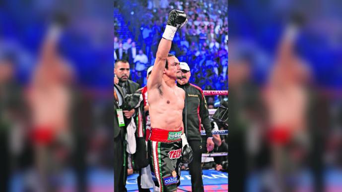 juan manuel márquez salón de la fama box boxeador