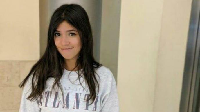 Protestan contra feminicidio de Ana Daniela Vega, estudiante estrangulada en Guanajuato