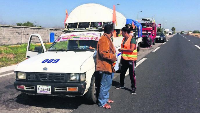 Operativos carreteras Morelos peregrinación Basílica de Guadalupe
