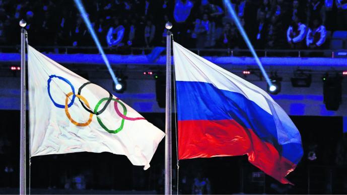 Rusia expulsado Juegos Olímpicos Mundial de Fútbol