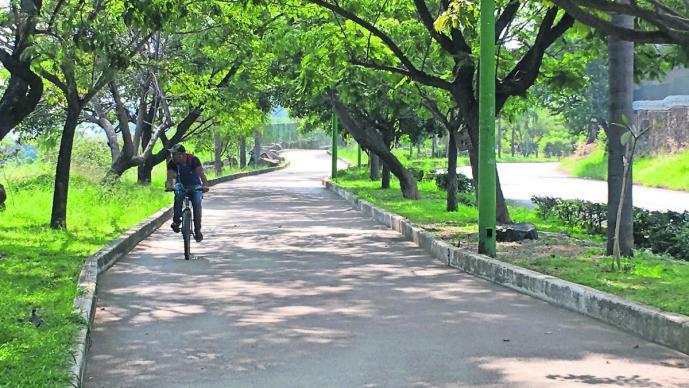 Conoce la histórica ciclopista de Villahermosa, una alternativa de vida en Morelos