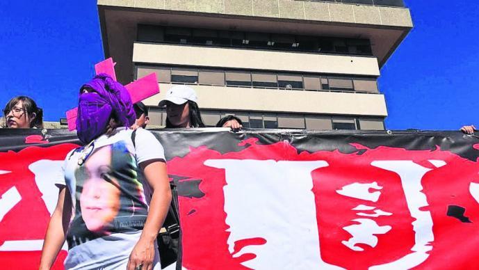 TOL protesta desaparecidos