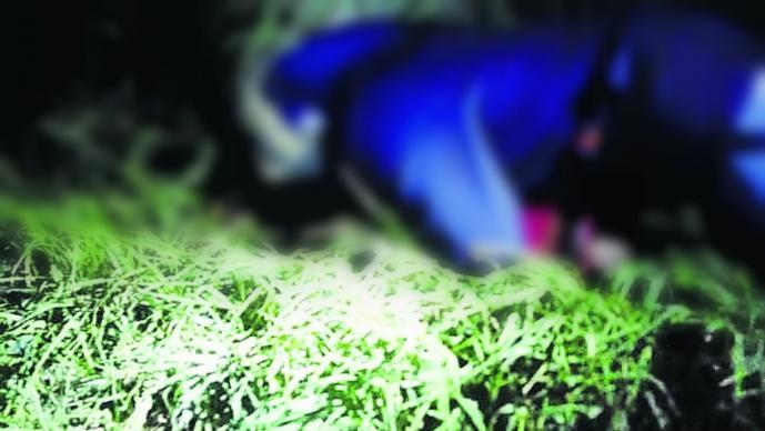 Tiran Cuerpo De Mujer Con Plomazo En La Cabeza Cerca De