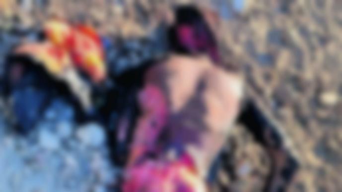 Prenden fuego al cadáver de un hombre y luego es devorado por animales, en Tlalpan