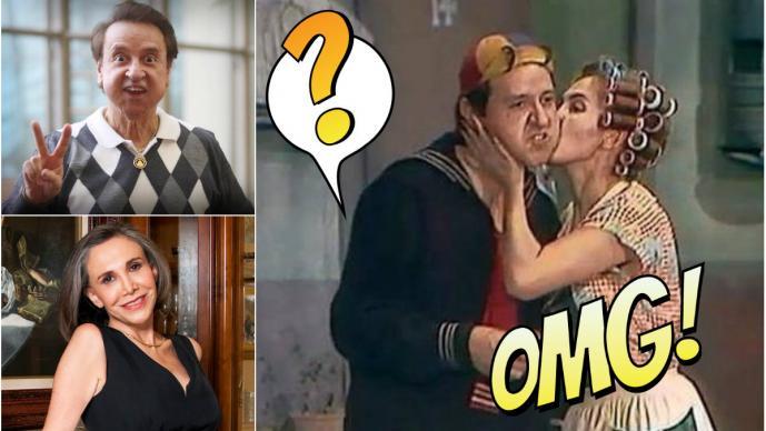El día en que Carlos Villagrán destapó la realidad sobre su relación con Florinda Meza