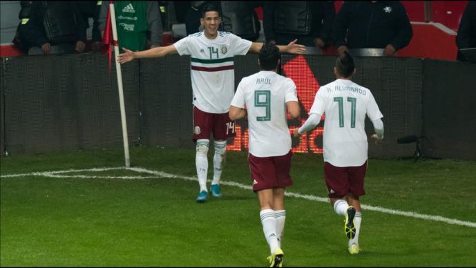 Estos son los rivales de la Selección Mexicana para la fecha FIFA