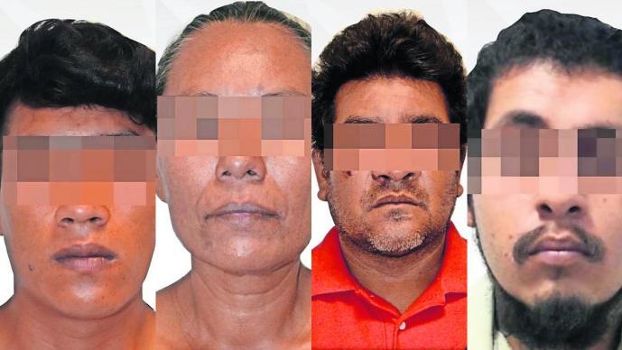 Integrantes de banda de secuestradores en Morelos son sentenciados con 50 años en prisión