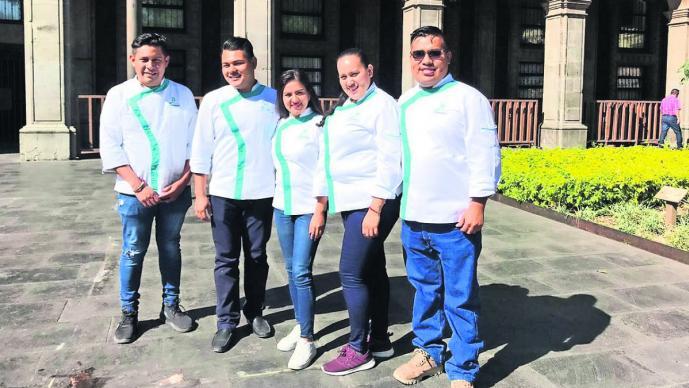 Estudiantes de gastronomía de Morelos llevarán e intercambiarán sabores en España