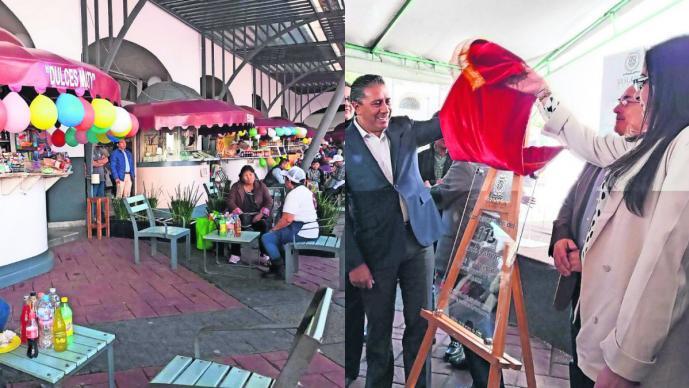Comerciantes toluqueños festejan los 115 años de Las Alacenas al dar sabor a la capital