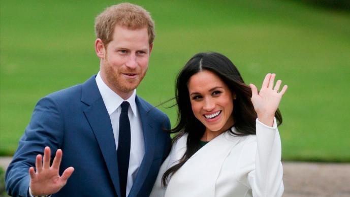 El príncipe Enrique y Meghan Markle ya no son miembros activos de la familia real
