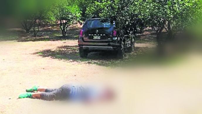 Mujer muere atropellada por su propia camioneta, en Tepoztán; olvidó poner freno de mano