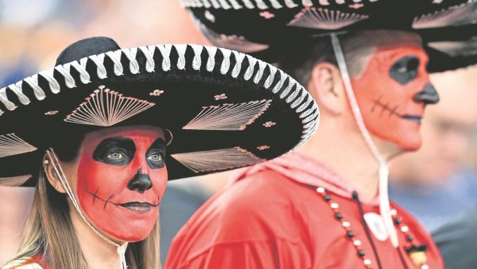 Fans de los Chiefs
