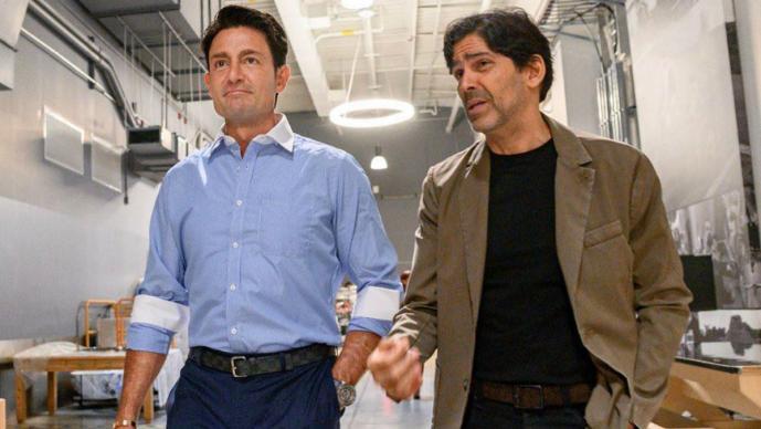 Fernando Colunga regresa a la televisión con Telemundo