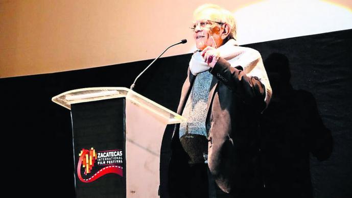 Finaliza con éxito el primer Festival Internacional de Cine, en Zacatecas