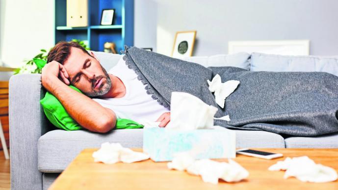 Atiende a tiempo la influenza