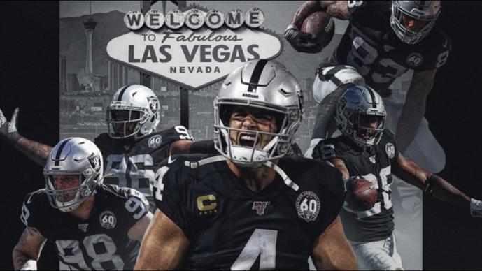 Raiders jugará en Las Vegas en la próxima campaña