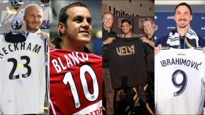 Las presentaciones más espectaculares en la MLS