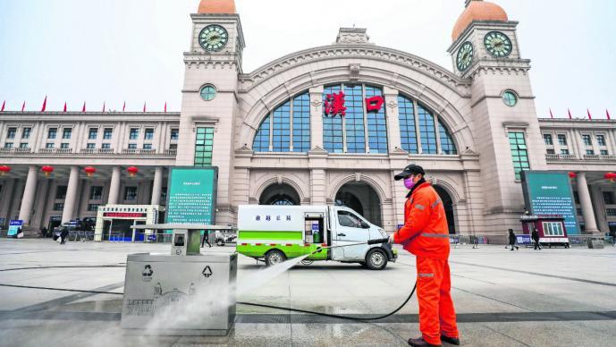 Aíslan ciudades por temor a propagación de coronavirus, en China