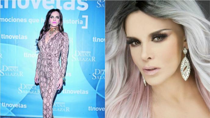 Lucía Méndez se enorgullece de su edad y confiesa que ya tiene tarjeta del INAPAM