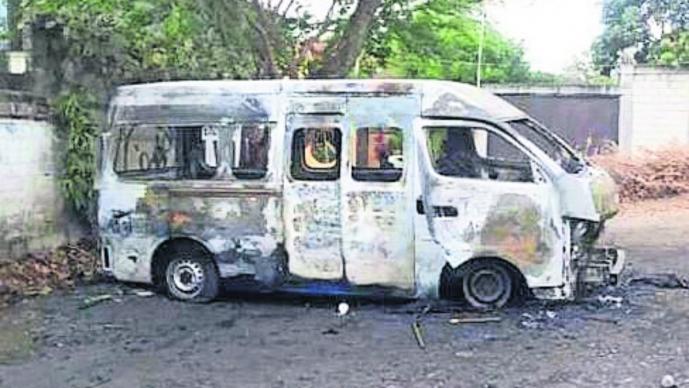 Transportistas exigen un alto a las extorsiones y a la inseguridad, en Morelos
