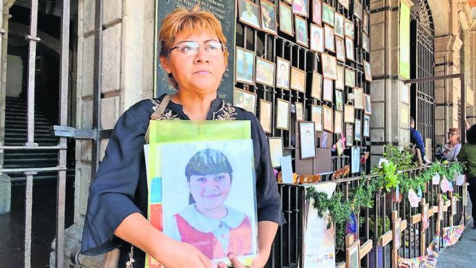 Acusan que estudiante de Morelos desaparecida desde 2015 sería víctima de trata en EU