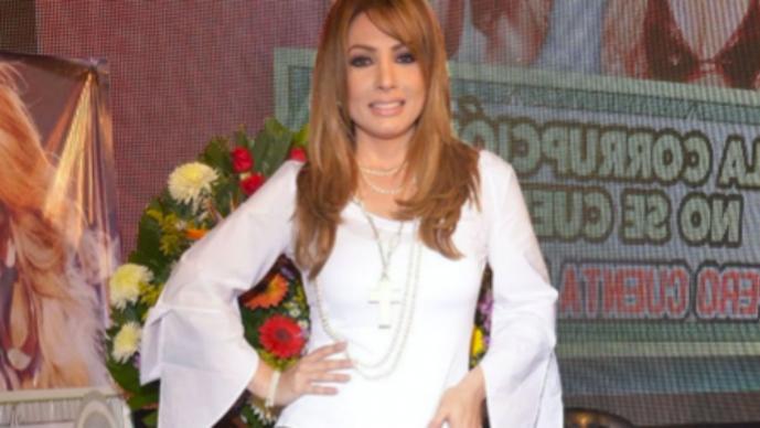 Actriz mexicana asegura que el coronavirus es parte de una conspiración