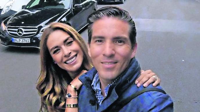 A Galilea Montijo le daba flojera su esposo Fernando Reyna