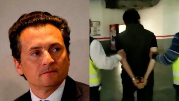 Así fue detenido en Emilio Lozoya, extitular Pemex acusado de fraude millonario