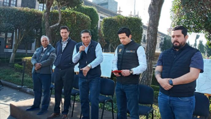 Despiden a servidores públicos del ayuntamiento de Toluca, para invertir en seguridad