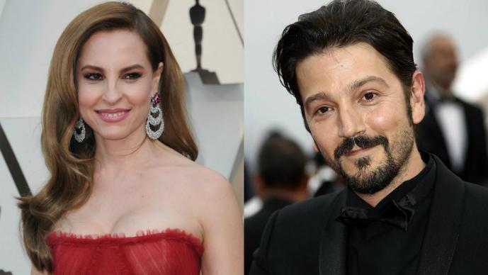 Diego Luna y Marina de Tavira evitan hablar sobre su relación