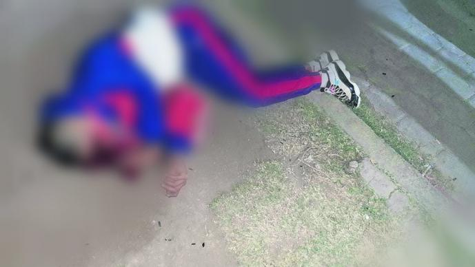 Más de 10 balazos le dieron a Kevin Axel para matarlo en Iztapalapa