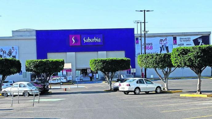 Ladrones atracan tienda Suburbia en Morelos y se llevan más de 300 mil pesos en celulares