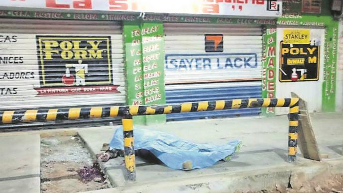 Sujetos armados asesinan de 10 balazos a vendedor de videojuegos en Gustavo A. Madero