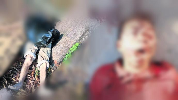 Hallan ejecutados a dos hombres en Tecala y Mazatepec; dejan narcomensaje