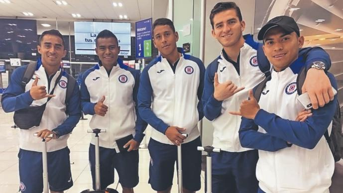 Sebastián Jurado será titular en la portería del Cruz Azul, en su visita al Portmore