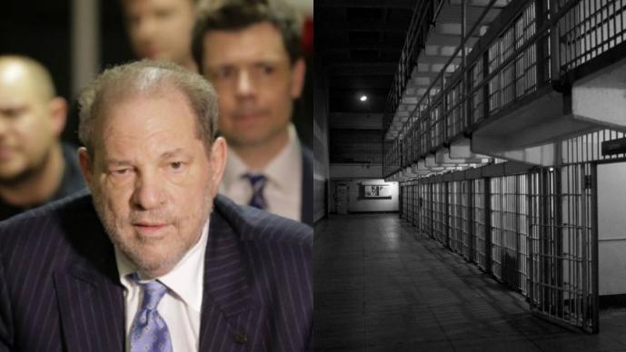 Declara culpable a Harvey Weinstein por acto sexual criminal y violación en tercer grado