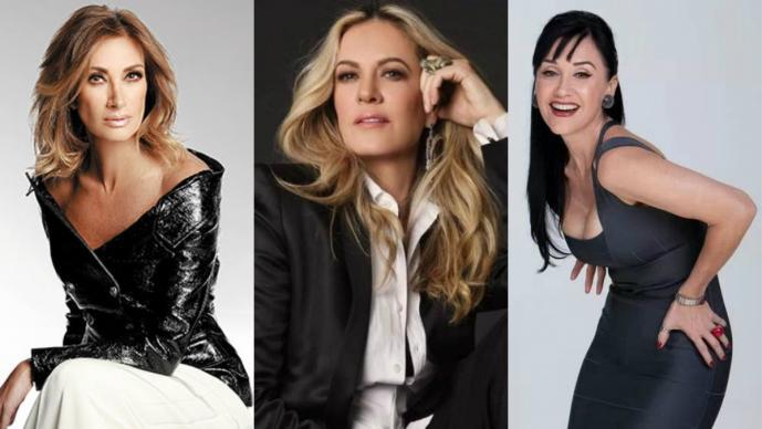 Adela Micha, Susana Zabaleta y Rebeca de Alba se suman al paro nacional de mujeres