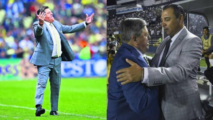 Listos Miguel Herrera y el América para debutar contra el Comunicaciones de Guatemala