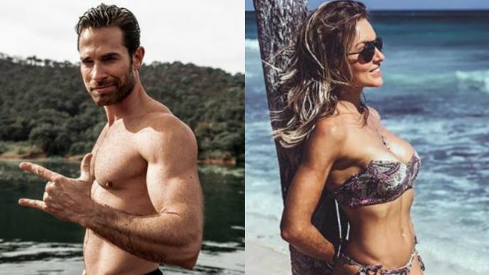 Sebastián Rulli desmiente rumor sobre embarazo de su novia Angelique Boyer